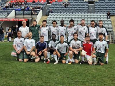 Ingle Farm Reserves Team - 2012 Reserve Cup Final winners